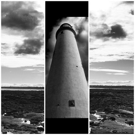 St Marys Lighthouse Seaside Whitley Bay Rocks And Water Rocks The Sea , North Sea Coast North Sea Black & White Blackandwhite Noir Noir Et Blanc Hello World Relaxing Noirlovers People Of The Oceans Waves And Rocks Lighthouse EyeEm Nature Lover Waves, Ocean, Nature Ocean Sea Textures And Surfaces Rockpool Iphonephotography