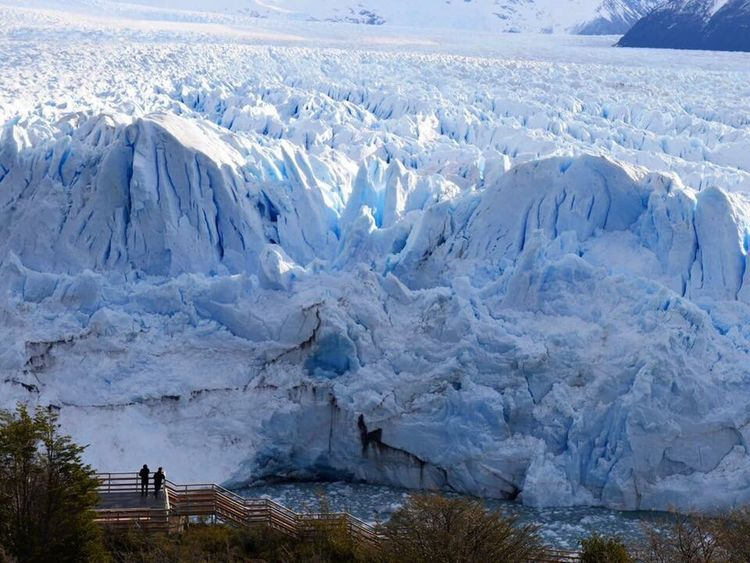 Los Glaciares National Park Los Glaciares Glacier Photography World Heritage Patagonia Beauty In Nature Landscape Scenics Outdoors Tranquil Scene Tranquility Miles Away Nature Perito Moreno Glacier