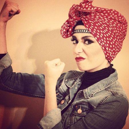 We can do it Wecandoit Women Power