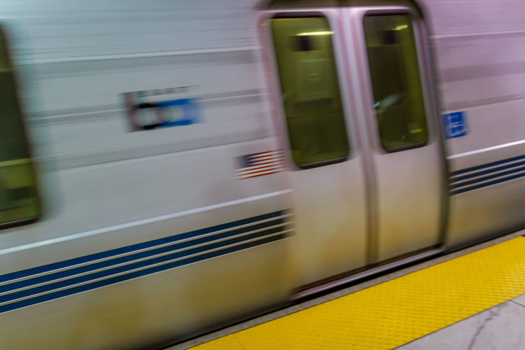 Blur Blurred Motion Movement Movement Blur Movement Photography Subway Subway Station Subway Train