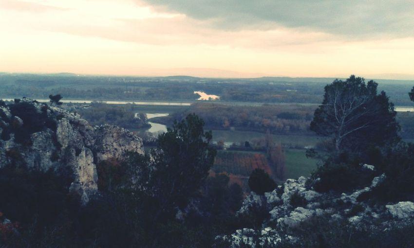 Trailrunning Trail Gard Villeneuve-lez-avignon
