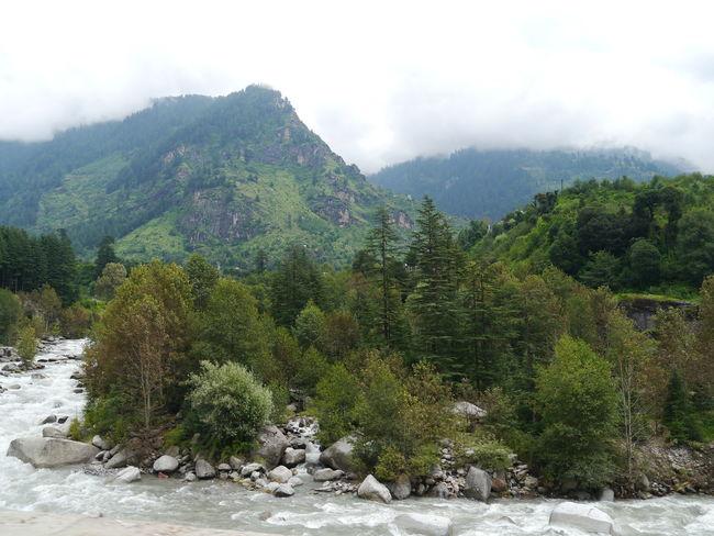 Beauty In Nature Day Greenery Himalayan Range Himalayan Road Nature Nature_collection Outdoors