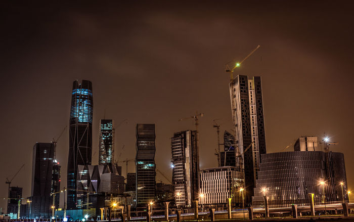 The cityscape at night.. Night Illuminated Skyscraper Sky No People Architecture Cityscape Outdoors EyeEm Masterclass The Weekly Eyeem Eyeem Market EyeEm Team Worldwide_shot Travelling Riyadh Azzydoon Scenics City Built Structure Architecture Art Is Everywhere Saudi Arabia Saudi_arabia Riyadhphotographer