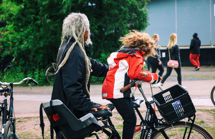 Vondelpark 🌿🙆🌿 Transportation Bicycle Mode Of Transport Person Land Vehicle Lifestyles Leisure Activity Motorcycle Wheelchair Sunlight Full Length Togetherness Casual Clothing Cycling Baby Carriage Riding Relaxation Day Casual RASTA EyeEm Best Shots EyeEm Nature Lover Team