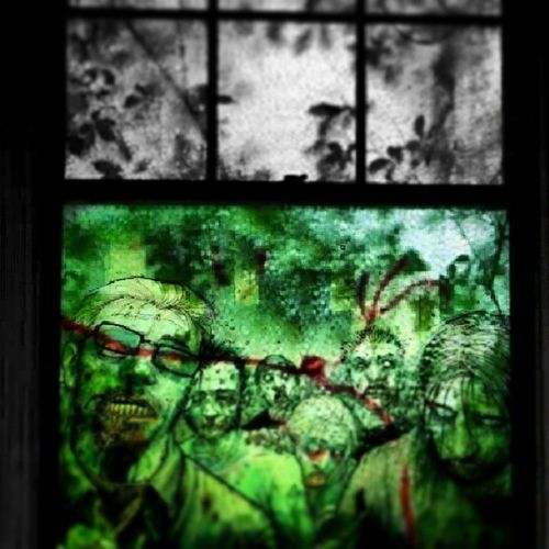 Zombies  Theartofdarkness Darkness Grimville rebels_united colorsplash_grime streamzoofamily decayart forgottenplaces hdrdarkside sfx_hdr fortheloveofedits grime_ asylum