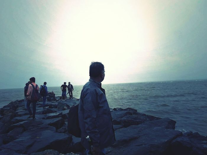 Water Sea City
