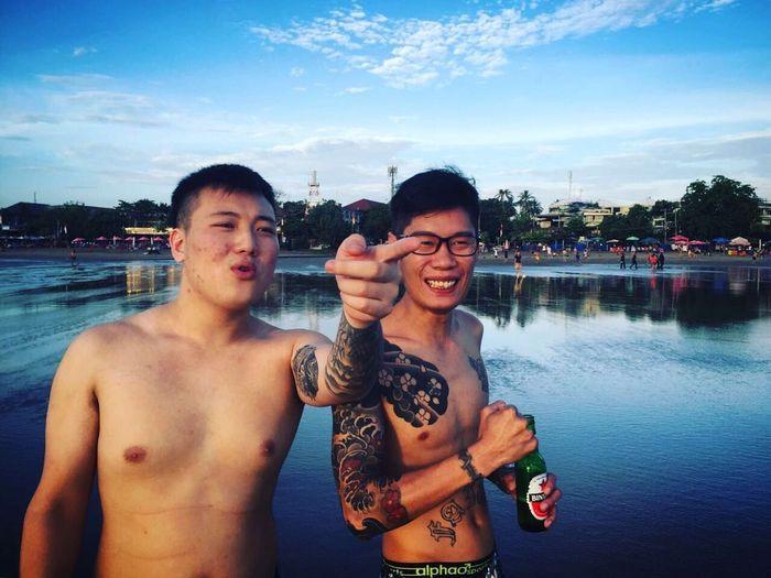 Bali Seminyak Chinaboy Tattoo