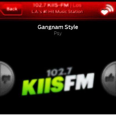 Psy Gangamstyle Kiisfm Radio