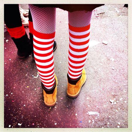 stockings Stockings Legs Cologne Karneval
