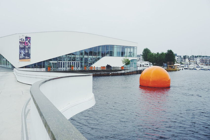 "the ""Buen"" culture house of the city of Mandal, Norway Business Finance And Industry Water Modern No People Outdoors Day Architecture Sky Buen Norway Mandal Southern Norway Sørlandet Visitnorway Bridge Arcitecture Architecture Building Exterior"