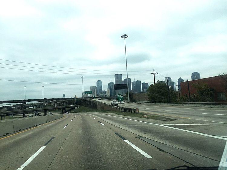Dallas Tx Dallas Skyline!