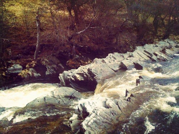 Rumbling River River Scotland