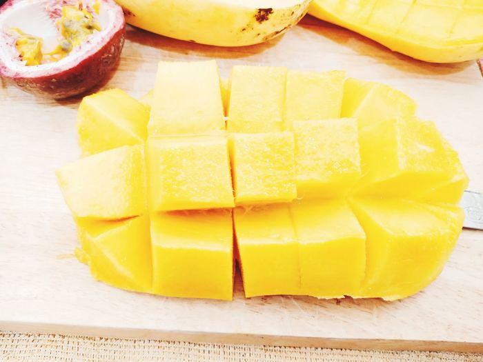 mango Tart -