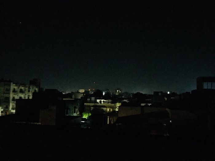 Night Building