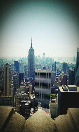 NYC New York Newyorkcity Skyhigh
