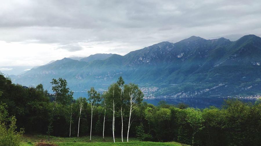 Bellagio lake