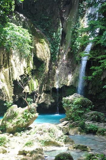 Mag-Aso Falls Waterfall Nature Travel Negros Occidental Kabankalan