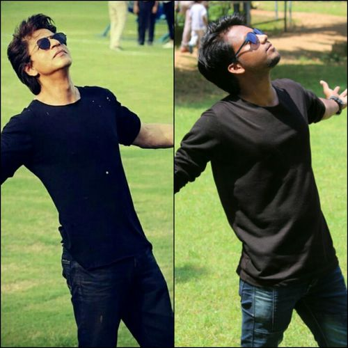 srk Two People Mid Adult Mid Adult Men Sunglasses Adult People Casual Clothing Grass Sport
