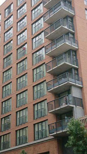 Balcony Brick