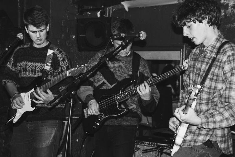 Live Music Blackandwhite The Minimals (less Edit Juxt Photography) Canon