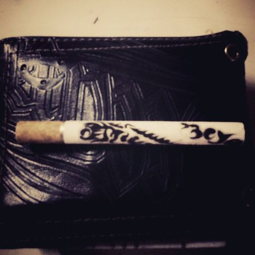 ? Mypocket Cigarette  Art Withname Boy Iseng Nganggur