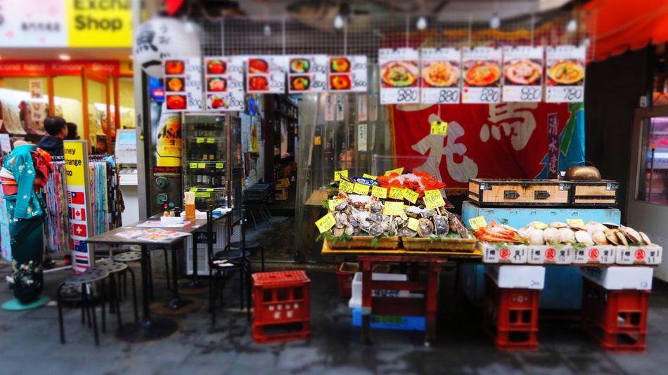 日本 大阪 黑门 黑门市场 海鲜 海产 OSAKA Osaka,Japan Osaka 大阪 Osaka City Kuromon Ichiba Market 黒い門市場 Market Market Stall Freshness Seafoods SEAFOOD🐡 Seafoodporn SeafoodLover Seafood Market Seafood Lovers Seafood Yum:)
