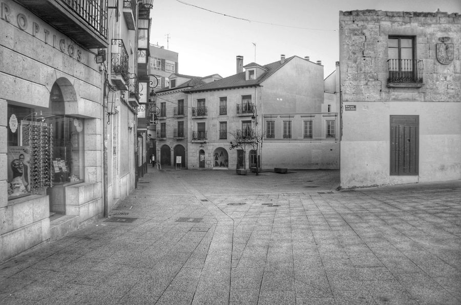 Aranda de Duero Aranda De Duero Black & White Streetphotography