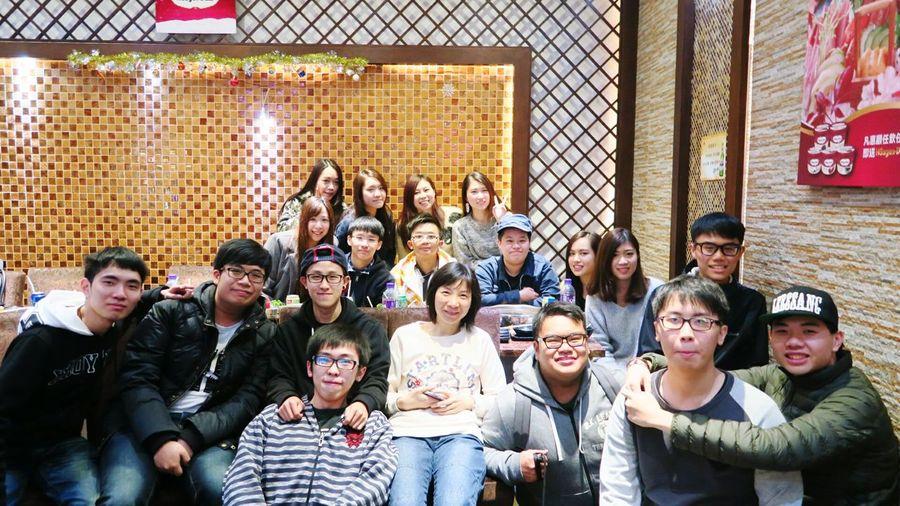 Gathering Taking Photos High School Memories