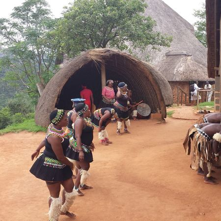 The Valley of a Thousand Hills Zulu Nation Kwazulu Natal Adult Tree Only Women Vacations Adults Only People Outdoors