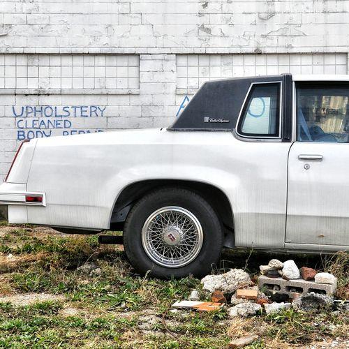 Oldsmobile Cutlass Supreme Oldsmoblile Cutlass Urban Geometry Urban Photography Abandoned Places Tire Showcase: November