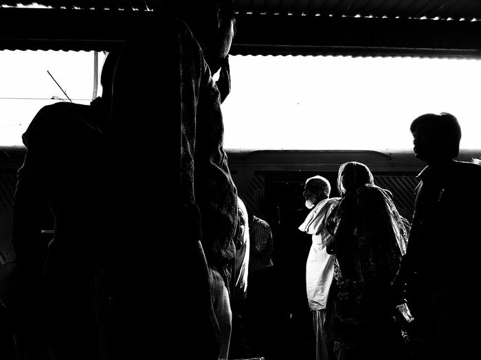Silhouette People Monochrome Photography Street Life Monochrome Popular Photos Streetphotography Popular Street Photography Monochromatic Monochrome _ Collection Blackandwhite Blackandwhite Photography Black&white Mumbaistreets Black & White Black And White Mumbailocal MumbaiDiaries Mumbaiphotography The City Light Black And White Friday The Street Photographer - 2018 EyeEm Awards