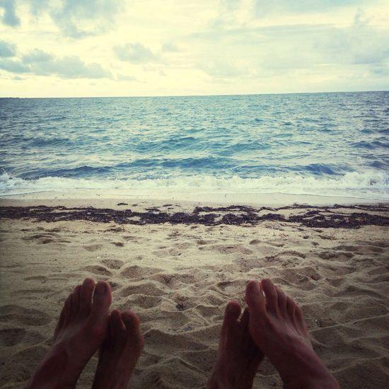 Holiday POV Beach Vacation Travel