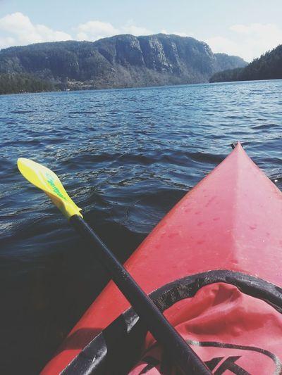 EyeEm Nature Lover Water Kayaking