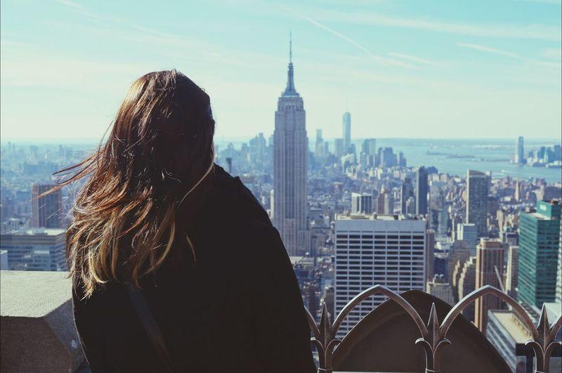 Hoch Hinaus Noch Ein Bisschen New York Endlich Zu Hause New York City