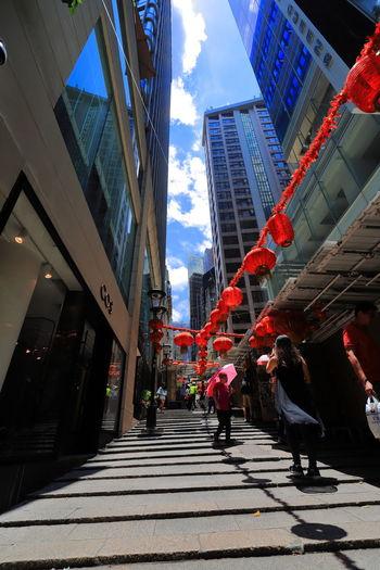 Hello World Tadaa Community Architecture City City Life City Street Discoverhongkong Lifestyles Real People Sky Street Walking