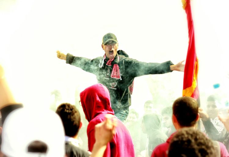 Check This Out Ultras Los_Commandos Smoke Pyroshow
