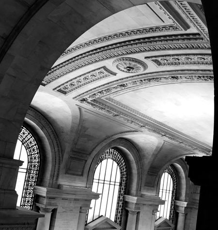 Architecture Arch Built Structure Indoors  TheMinimals (less Edit Juxt Photography) Blackandwhite