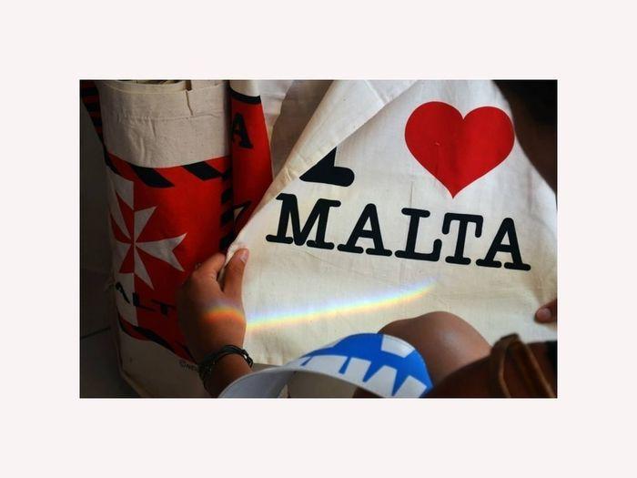 I was in Malta, bitch. Malta Rainbow Cool