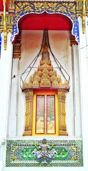 Tample ,Wat , Chonburi ,Thailand