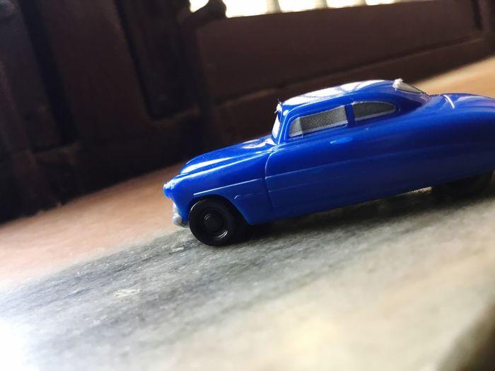 Toy Car Blue