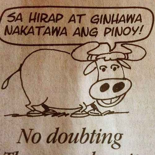 True to that! Inquirer Resilience