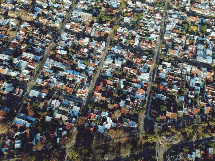 My neighbourhood from the air Dronephotography Drone  Dji Dji Spark Droneshot Drone View Droneporn Droneoftheday Dronepic EyEmNewHere Backgrounds Full Frame Multi Colored Close-up EyeEmNewHere
