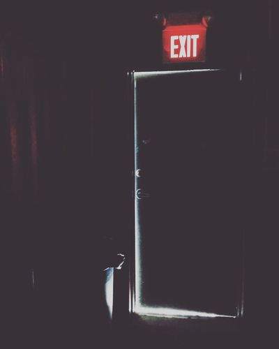 your move Indoors  Door Wall Light Exit Doorway Urban Dark Sun Shadow Life VSCO Darkness And Light Text Communication No People Technology Close-up Black Background Day Black White Red Interior Minimal
