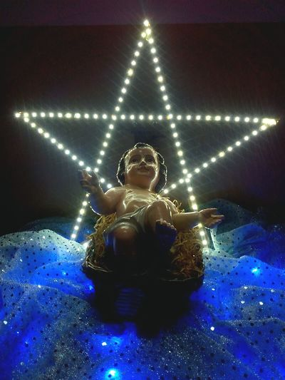Celebration No People Christmas Epiphany Saviour Jesus Christ Jesus Is LORD Star Star Of Wonder Baby Jesus PhonePhotography Christian Catholic Lieblingsteil