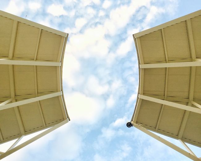 Cloud - Sky Sky Low Angle View Architecture Day Built Structure Building Exterior Outdoors No People EyeEmNewHere EyeEm Best Shots Clouds And Sky The Week On EyeEm