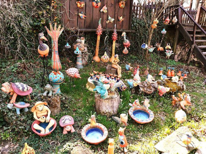 Outdoors EyeEmNewHere Elf House Elf Flower Bird Little People Goblin Statue Goblin Valley Day Hungary I <3 You Turtle 🐢 Mushrooms Fairy