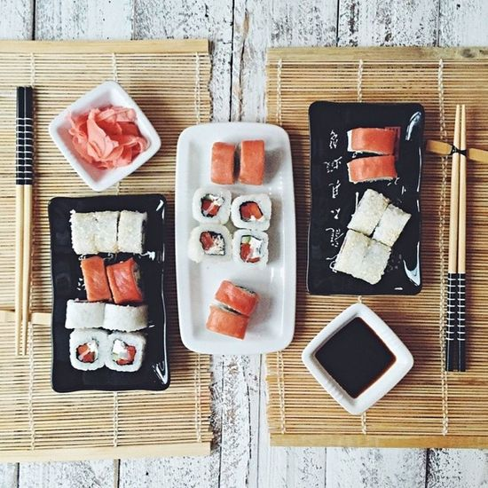 Sushi Food Foodporn Japanese Food ??