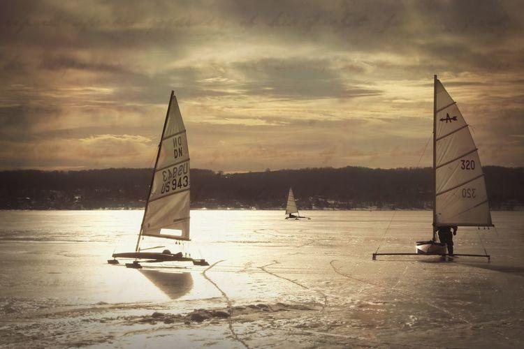 Racing Ice