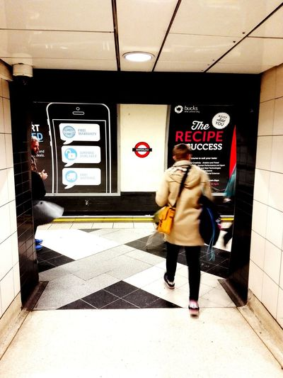 Tube Station  Tube London London Underground Waterloo Waterloo Station Passenger EyeEm Gallery LONDON❤