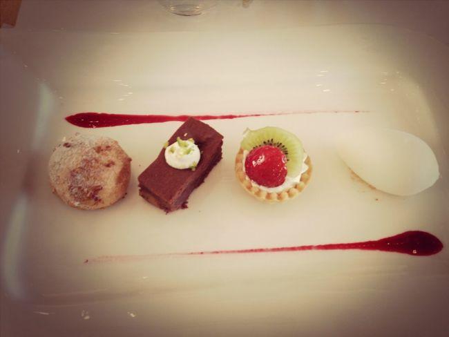 いつの日かのデザート☆美味しかったー!